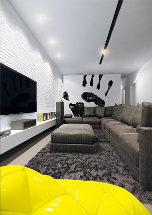Желтая кухня студия г. Харьков