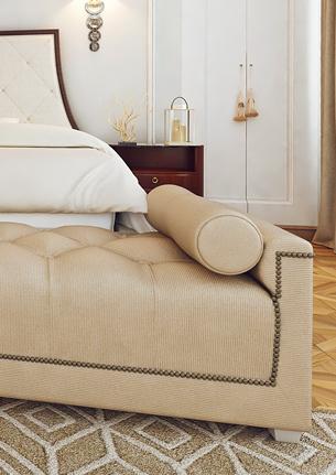 Спальня — кабинет