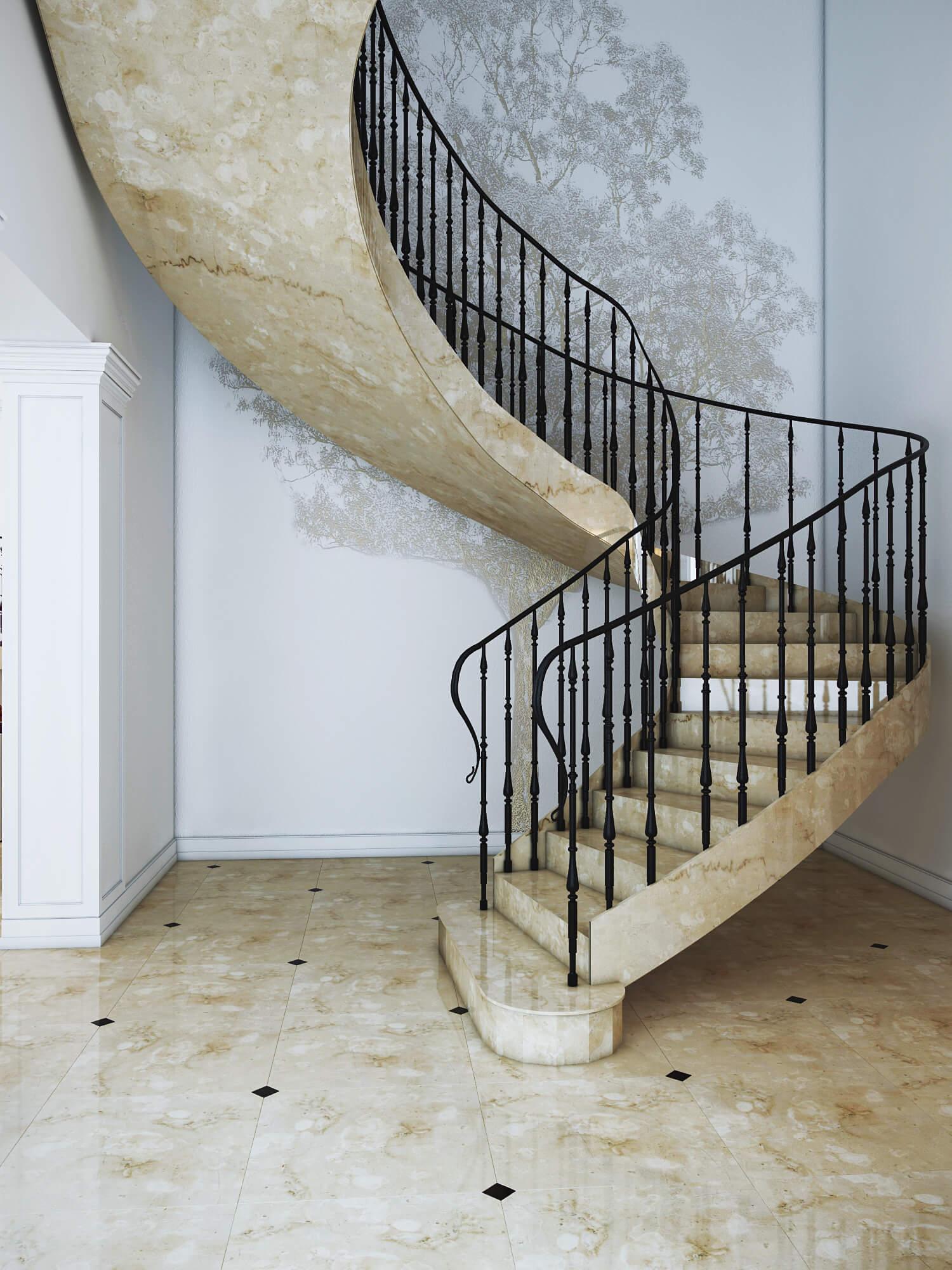 Stairshall 01