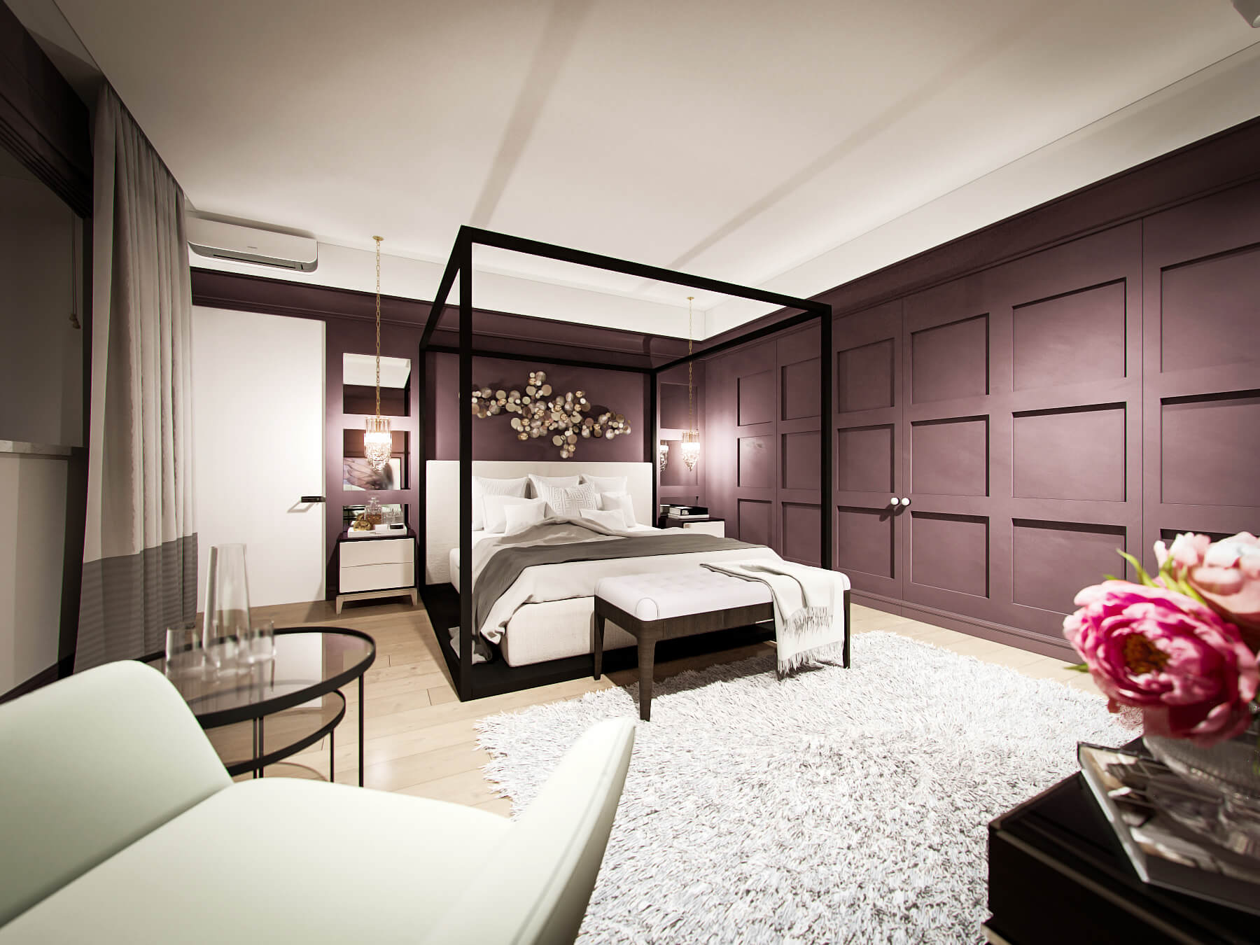 Спальня — Гардеробная г. Киев