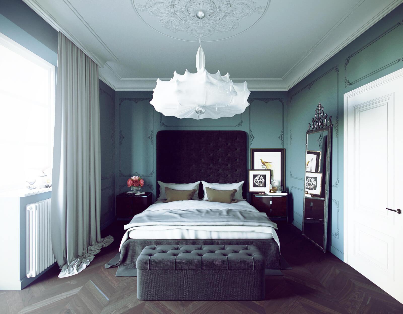 Спальня Эклектика г. Москва