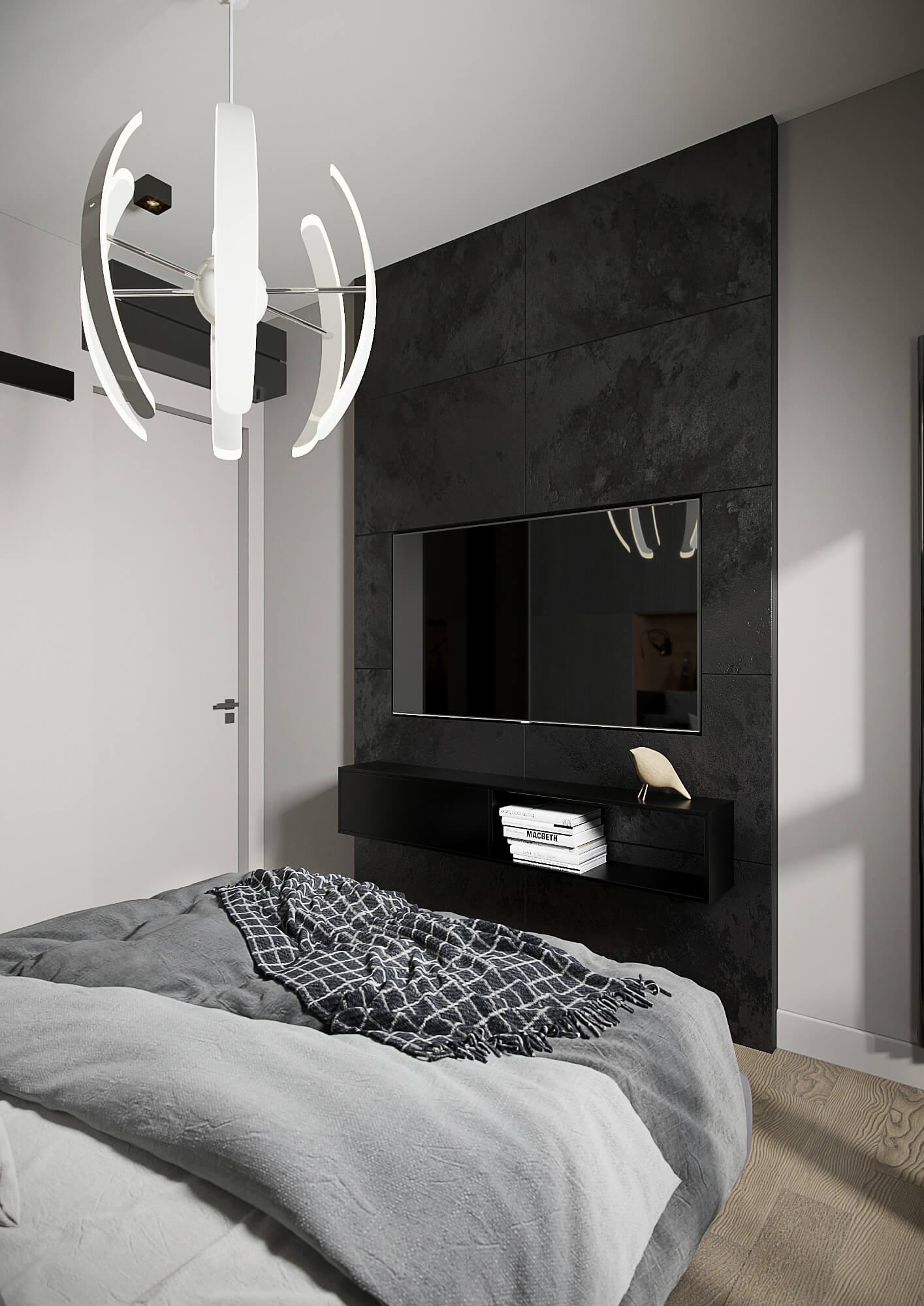 Спальня в стиле Loft г. Москва