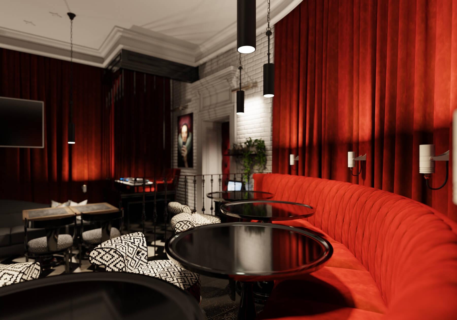 Караоке ресторана Mafia г. Полтава
